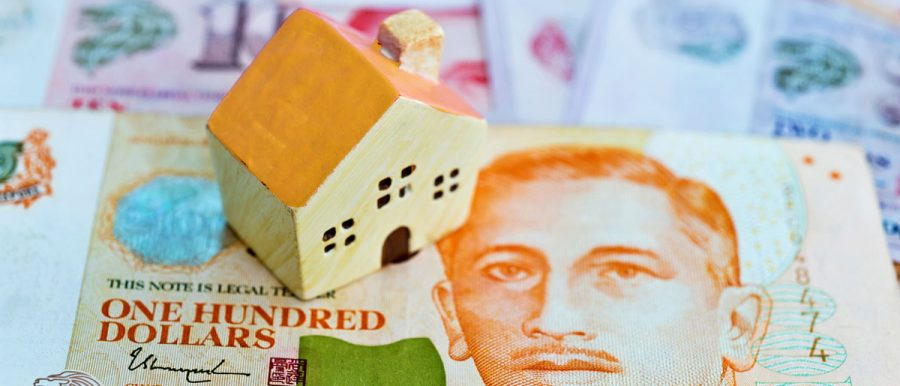 what is the annual value of property check