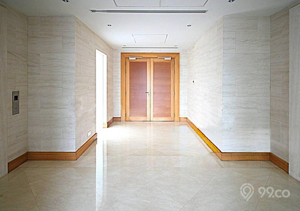 ardmore park penthouse entrance foyer