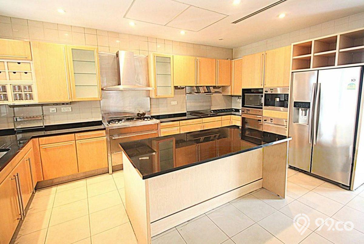 ardmore park penthouse kitchen