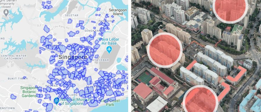 dengue clusters singapore map prevention tips