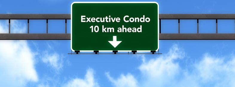 executive condo ec location singapore