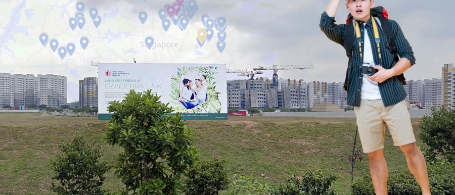 executive condos singapore ec location