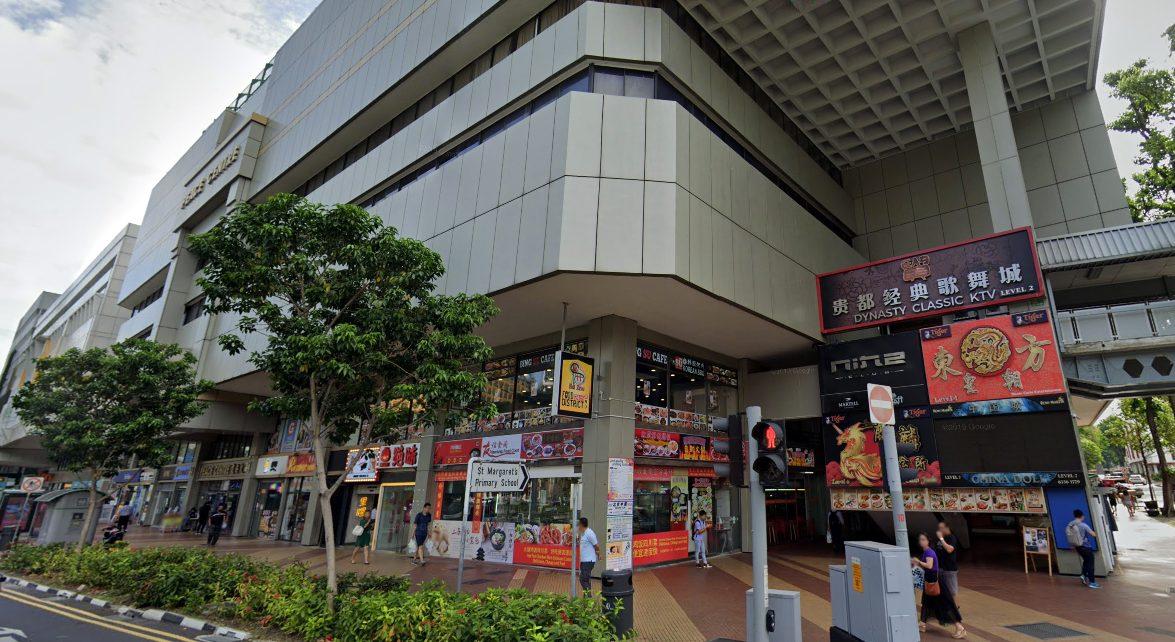 peace centre singapore