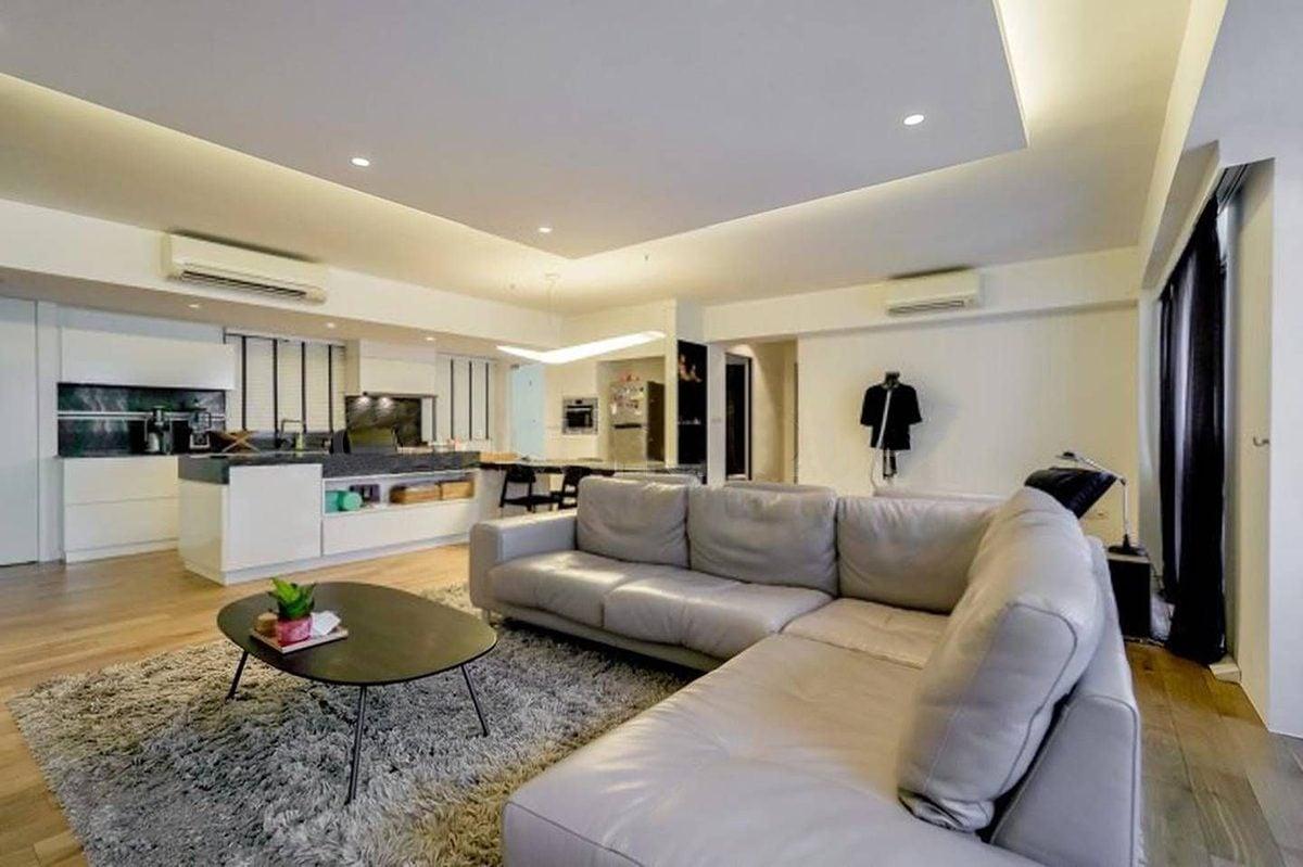 pinnacle@duxton 5-room interior hdb flat