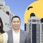 vicki zhao huang youlong ardmore park condo penthouse
