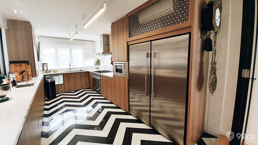 ang mo kio hdb flat kitchen