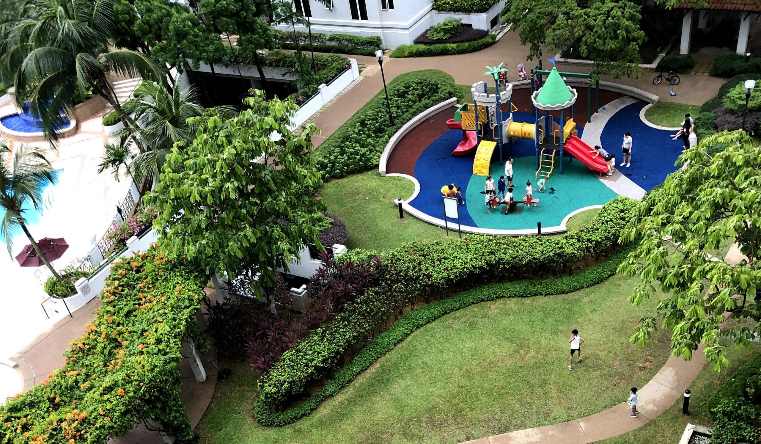 castle green playground
