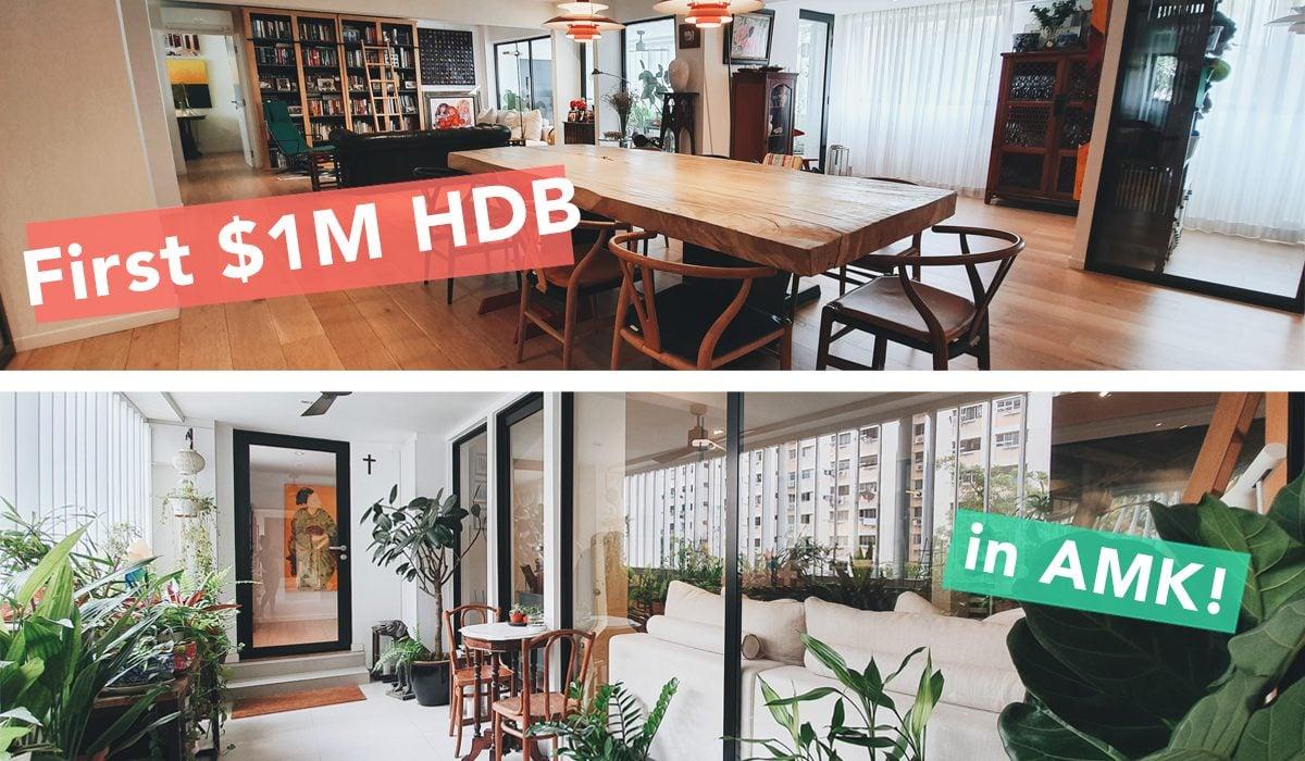Designer jumbo flat is first Ang Mo Kio