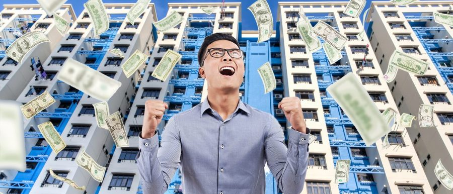 hdb rental yield high