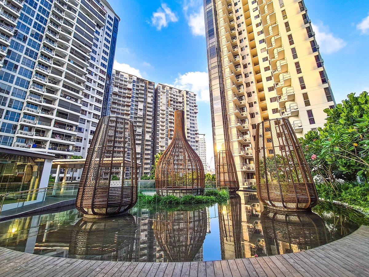high park residences condo sengkang