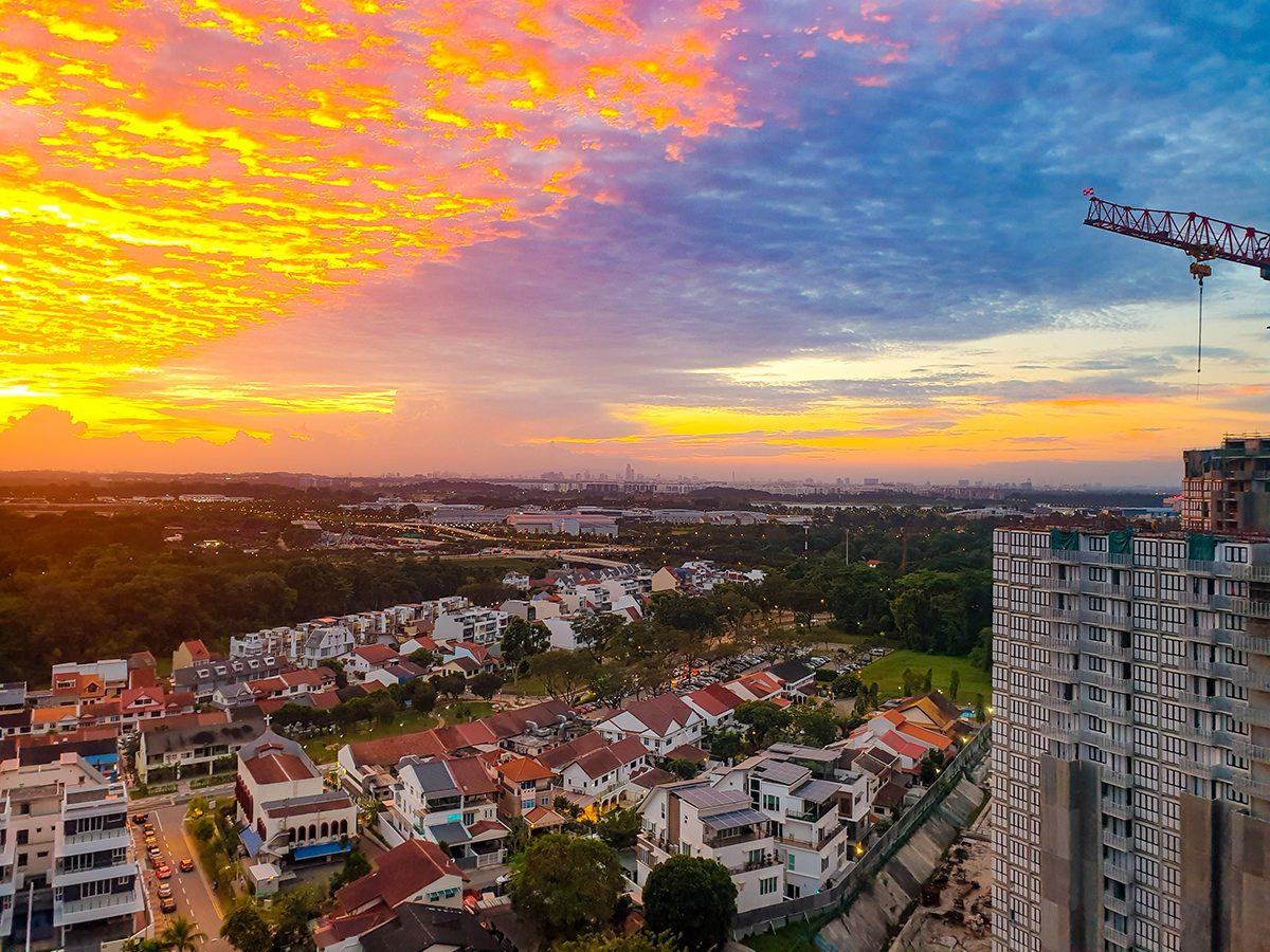high park residences condo sunset view high floor