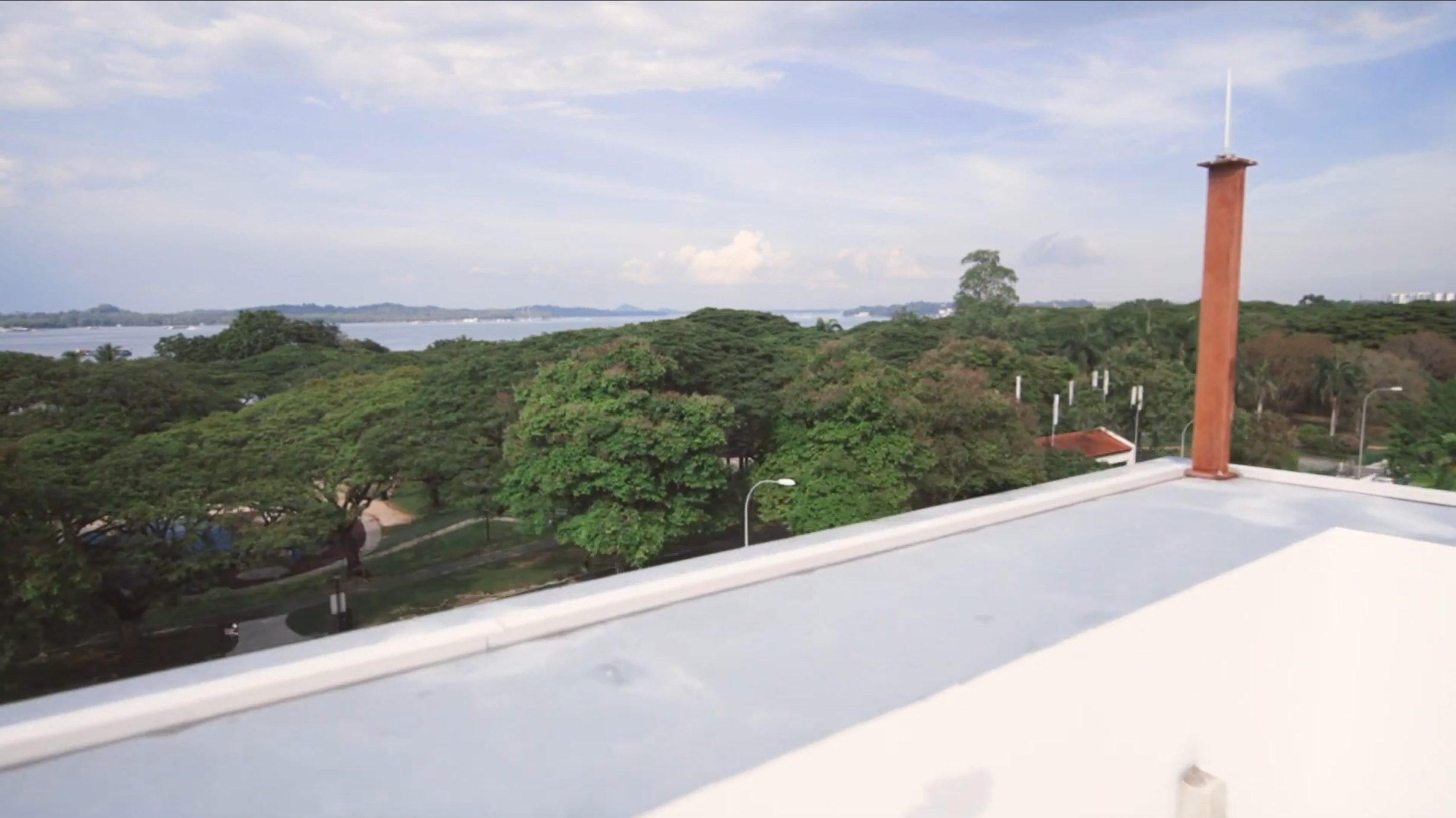 pasir ris bungalow sea view
