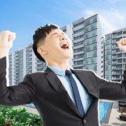 singapore property market back on track