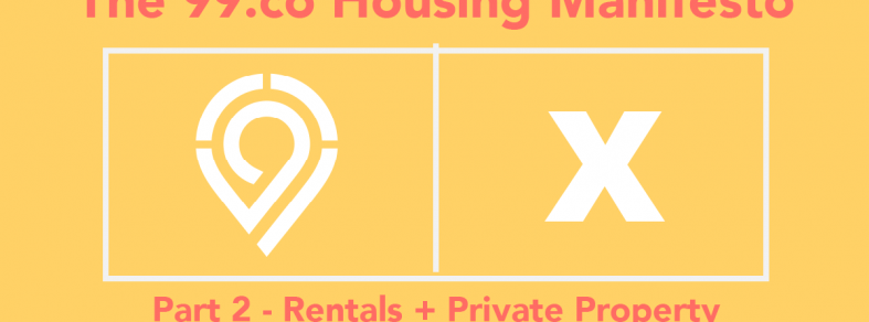 99 housing manifesto rental private property