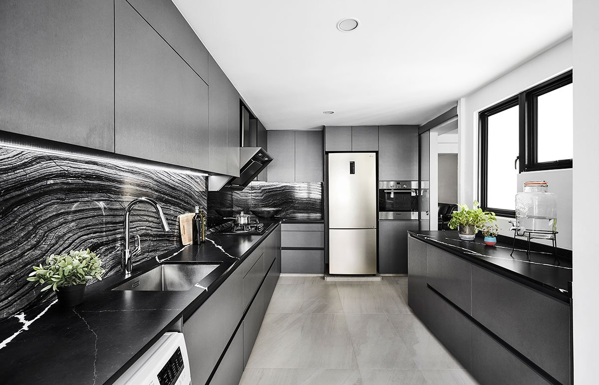 Design Sunday: 3 stunning ideas for home kitchen interiors in SG