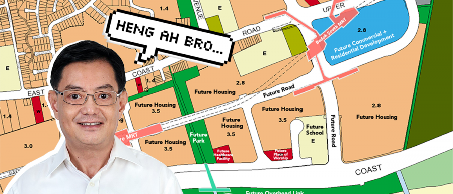 east coast plan heng swee keat general elections