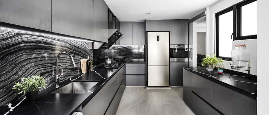 kitchen cabinets package singapore