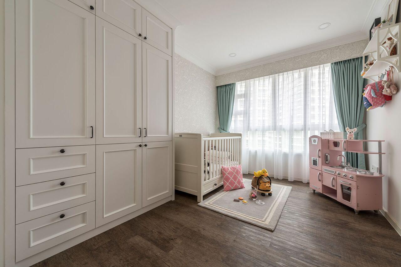 nursery full height wardrobe