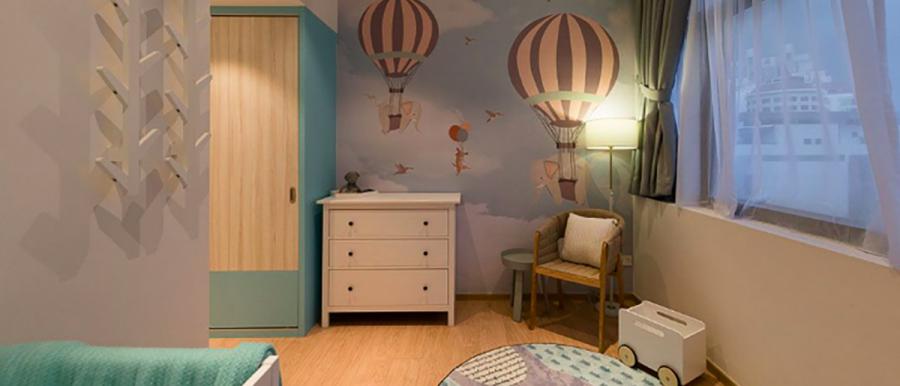 safe nursery interior design