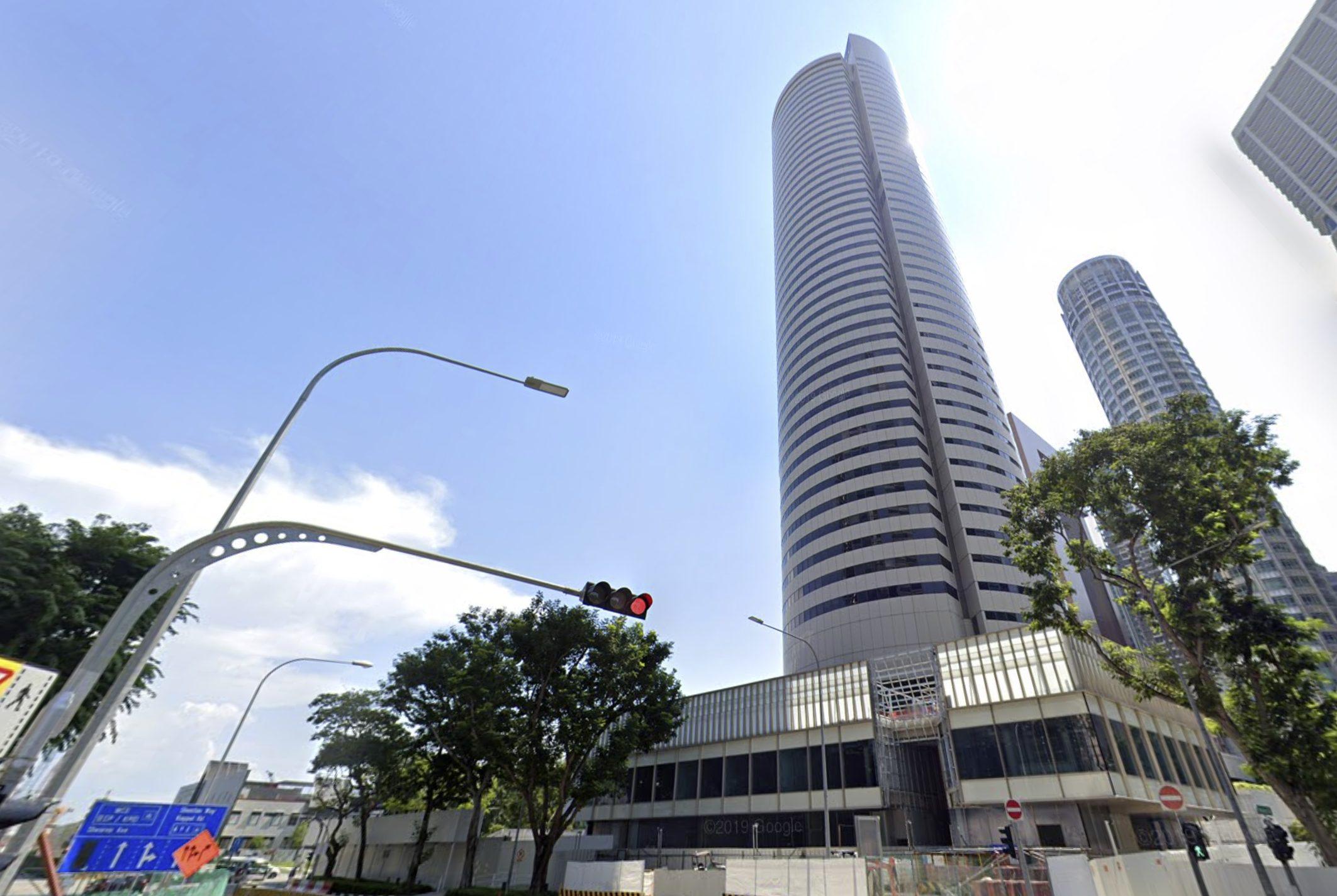 axa tower development charge