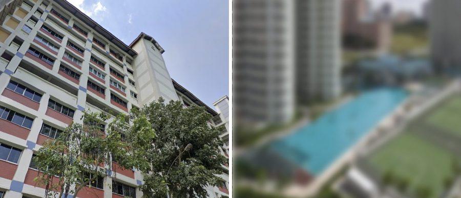 bishan hdb flats condo pool view free rider