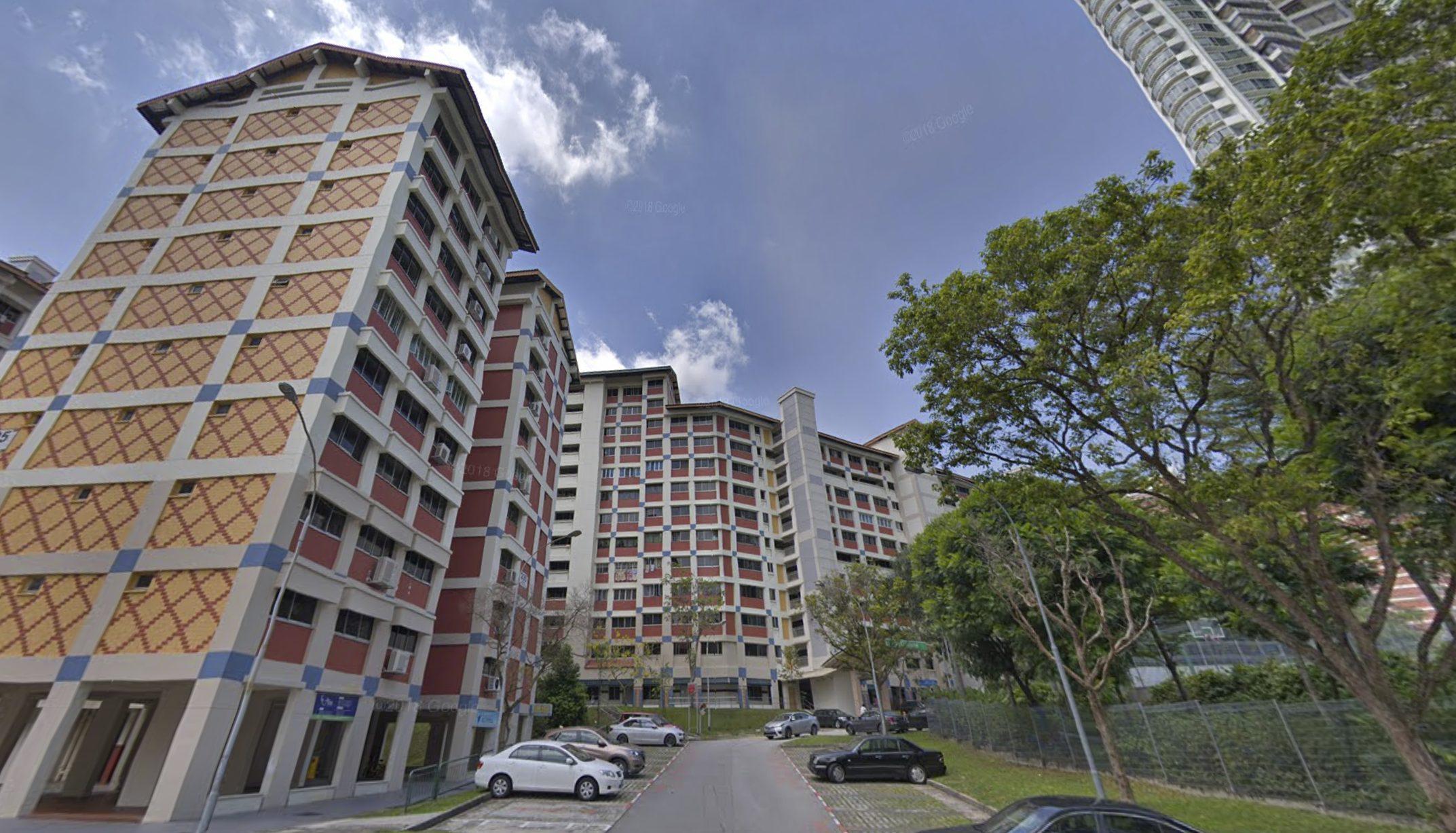block 233 235 bishan street 22 hdb flats