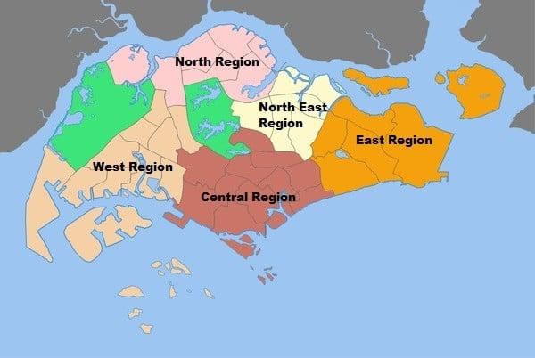 hdb flat central region singapore