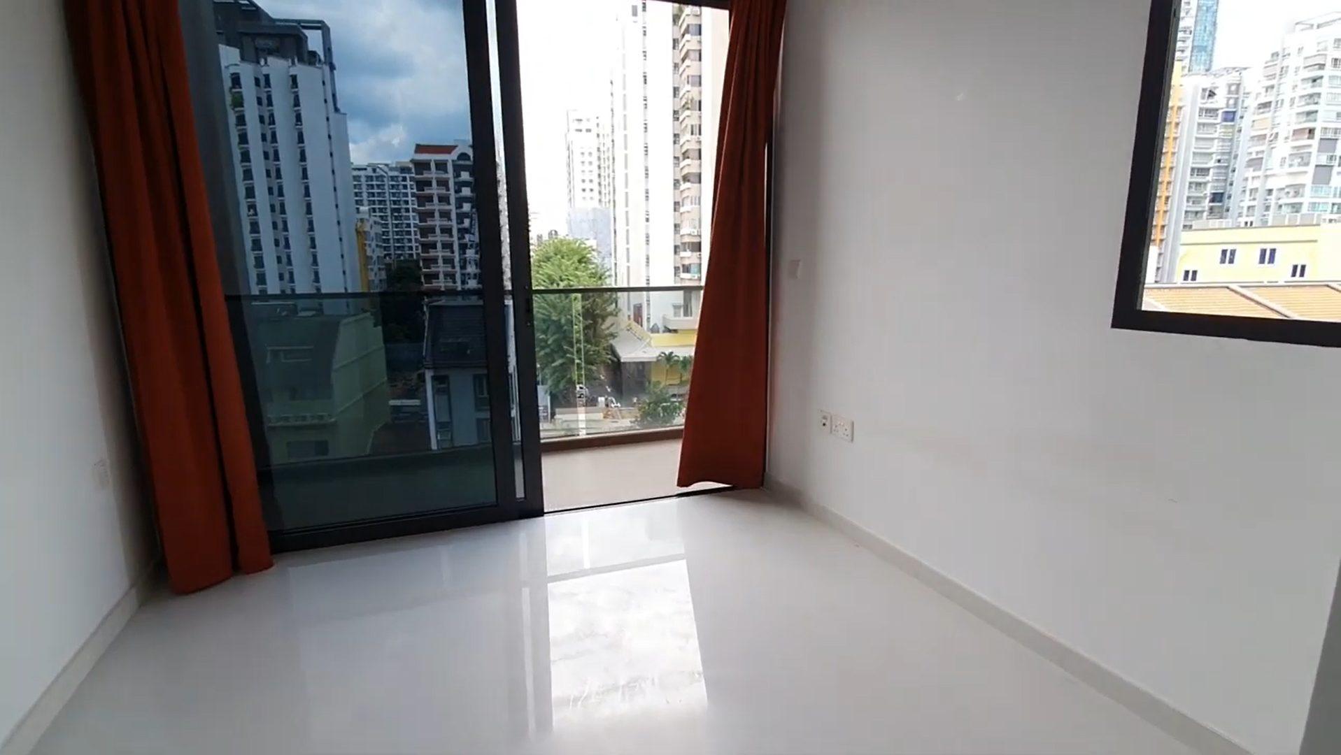 hong ling condo balestier master bedroom