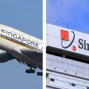singapore blue-chip stocks property demand