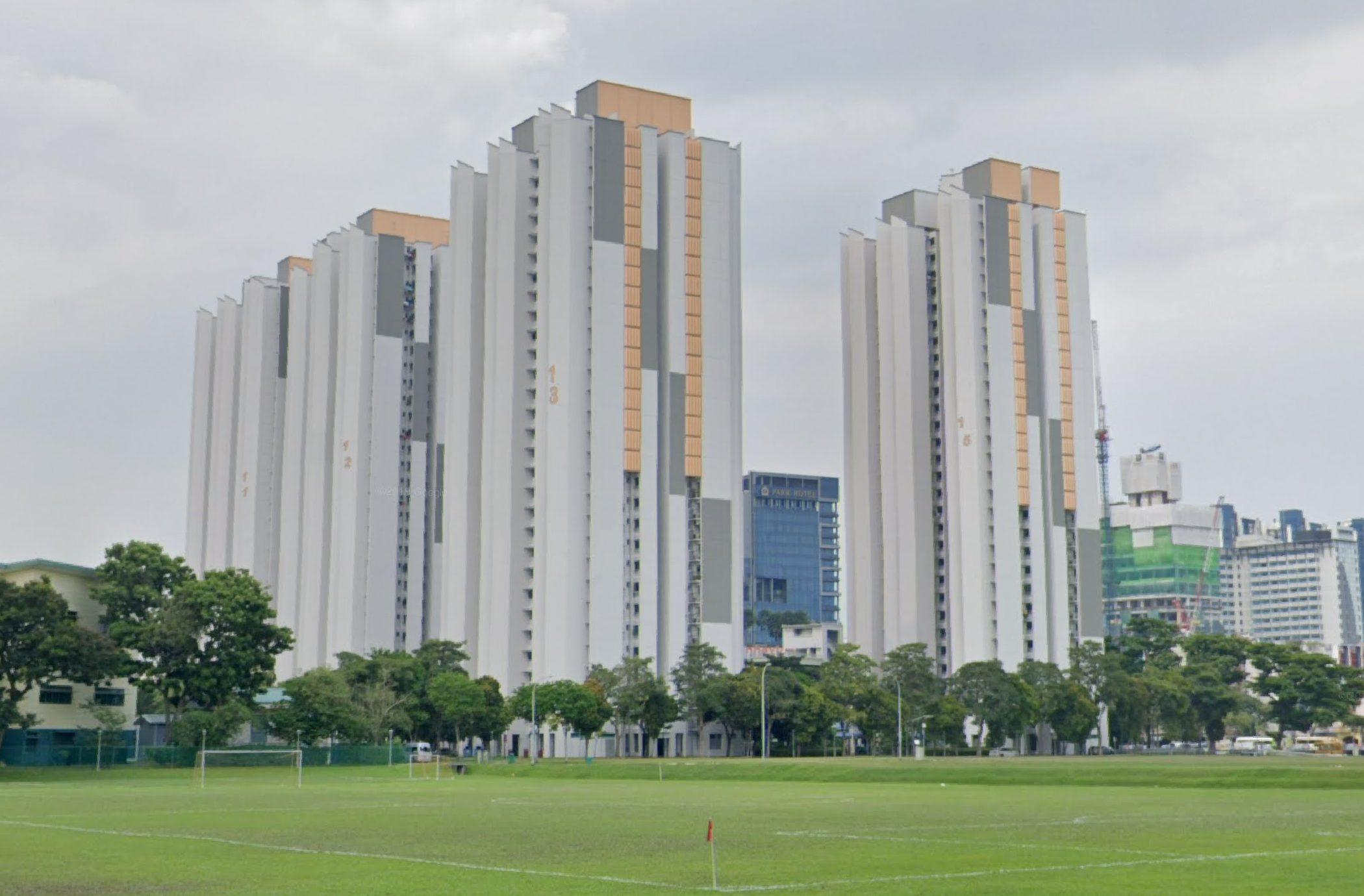 farrer park view hdb flat