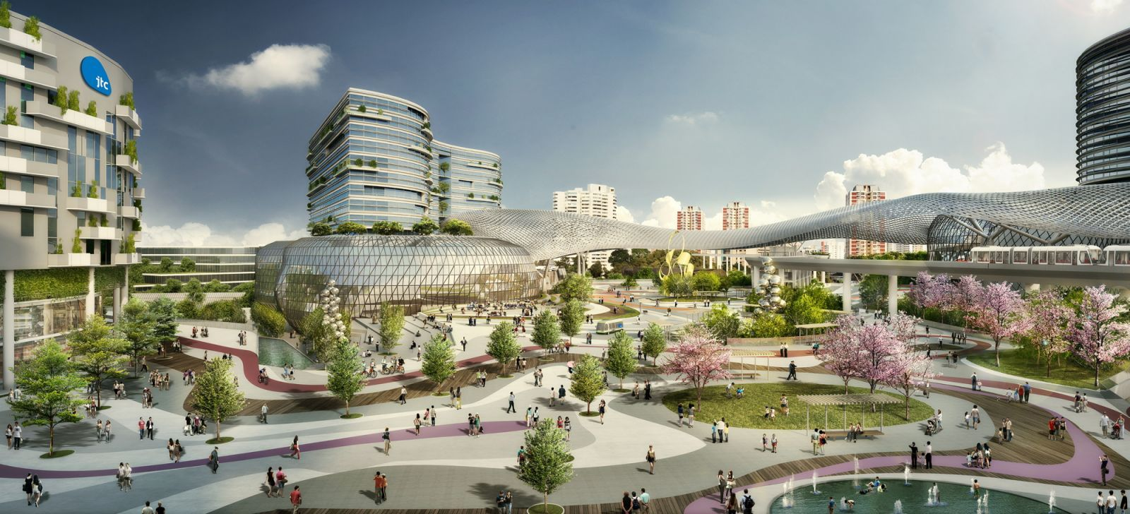 jurong innovation district jtc