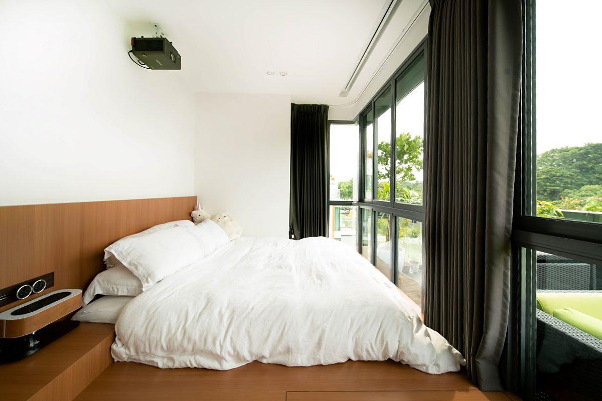 ryan noc condo bedroom