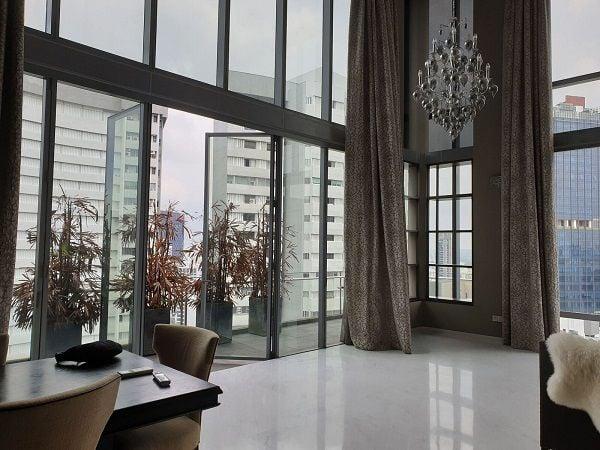 helio residences penthouse