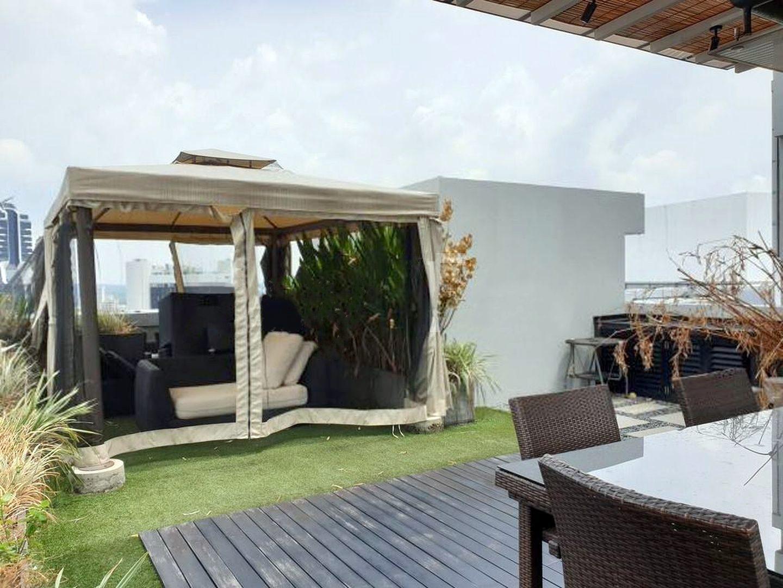 helios residences roof terrace