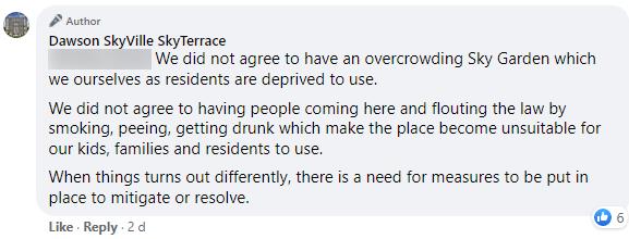dawson facebook comment 3