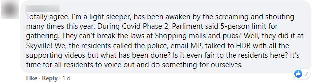 facebook comment dawson