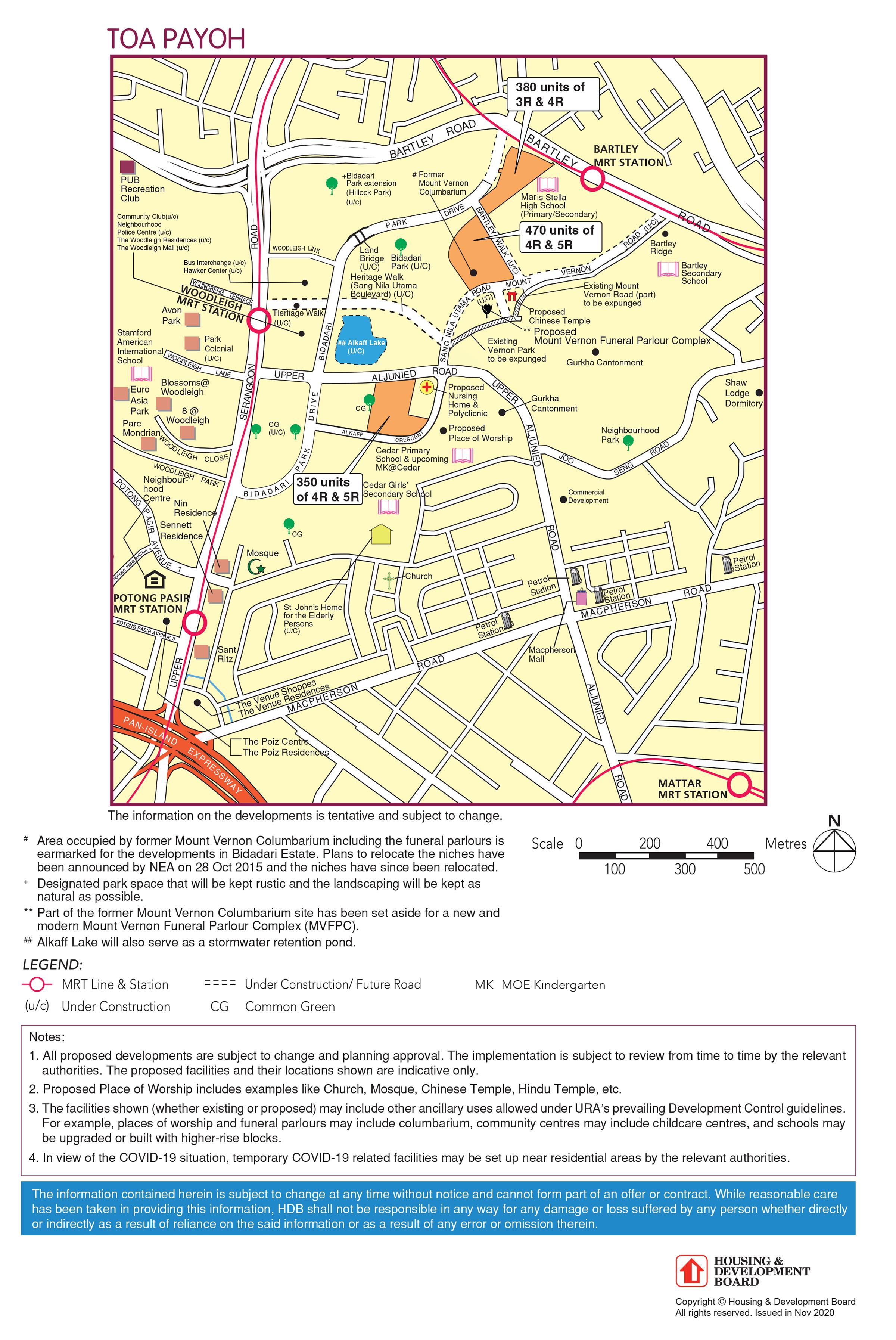 hdb feb 2021 bto bidadari toa payoh map