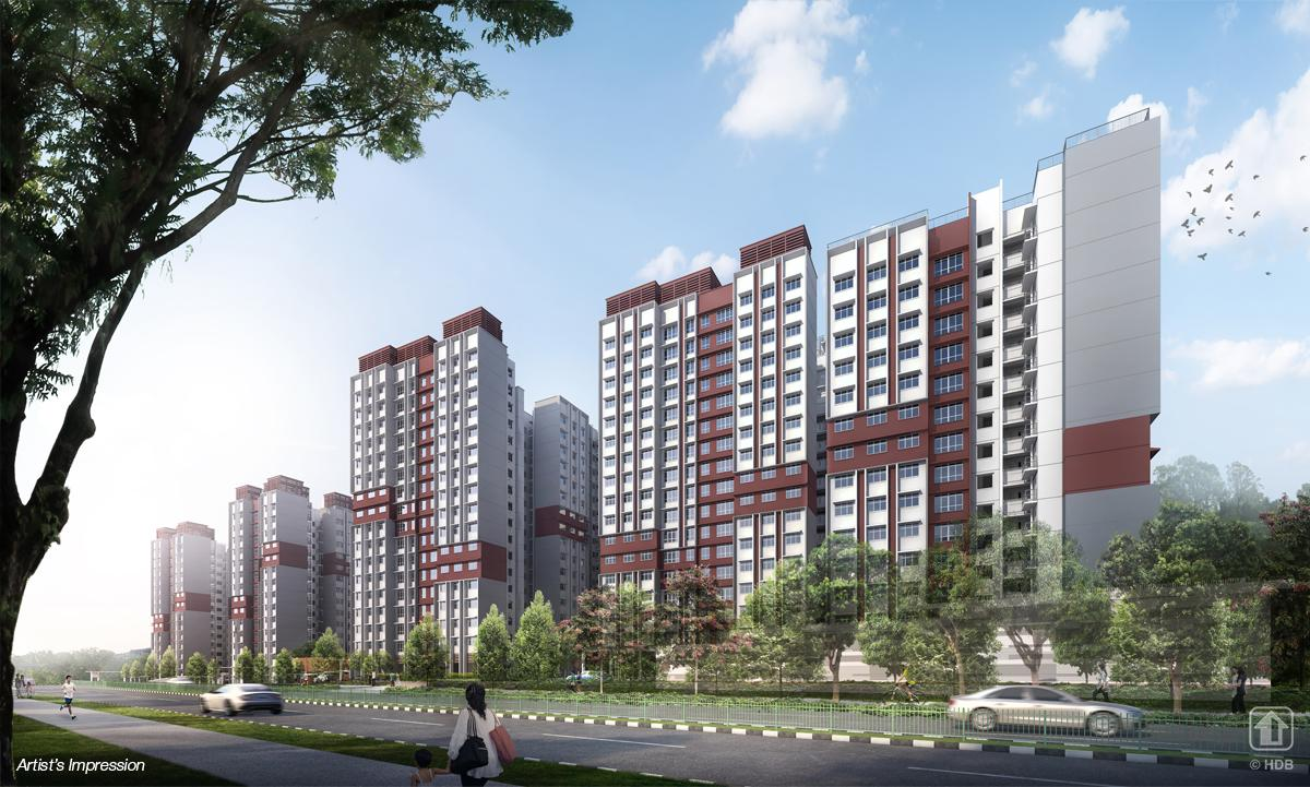 west hill bukit batok feb 2021 bto hdb