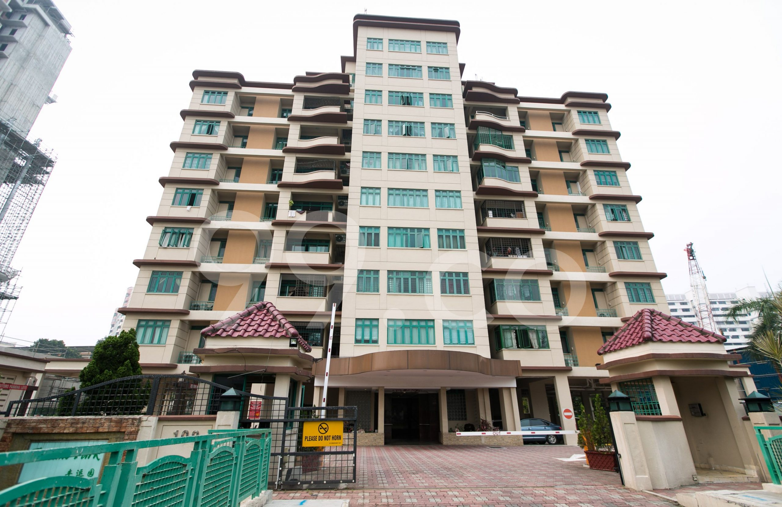 Fortune Park condo, which launched for en bloc in March 2021