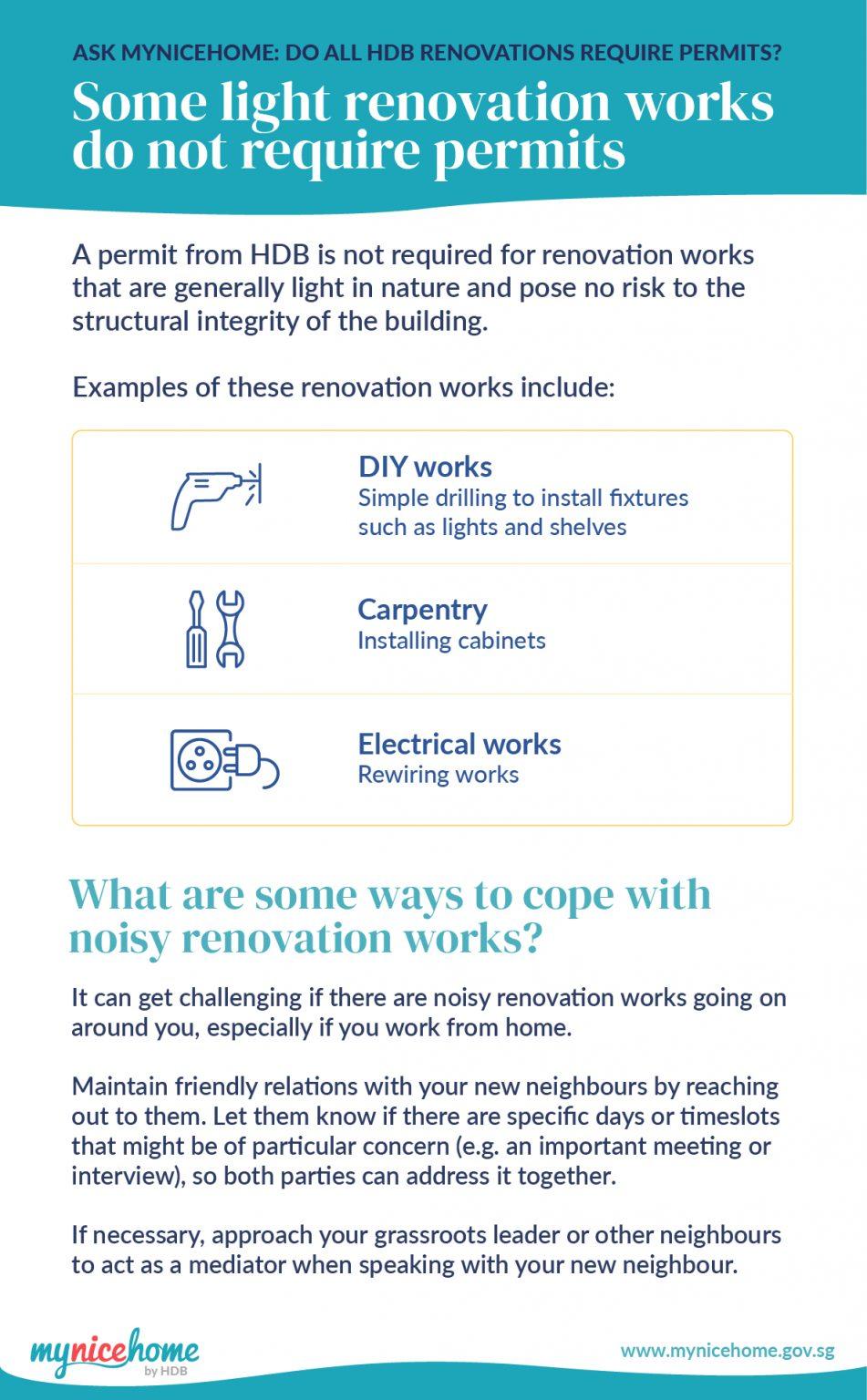 light renovations hdb permits