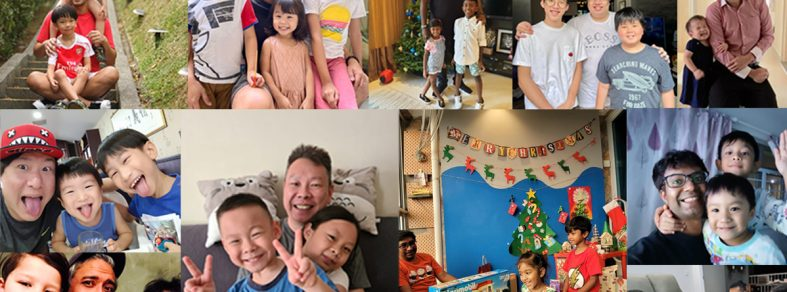 11 fathers share Father's Day hopes for their children