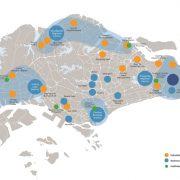 employment area heatmap ura singapore