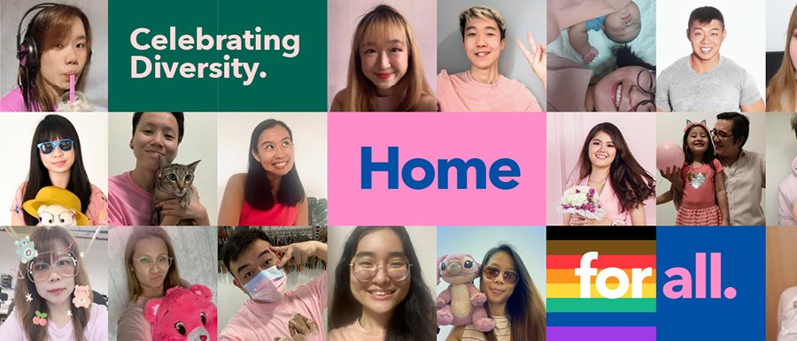 Article written in support ofPinkDot. Light up virtually to show your support for the freedom to lovehere.