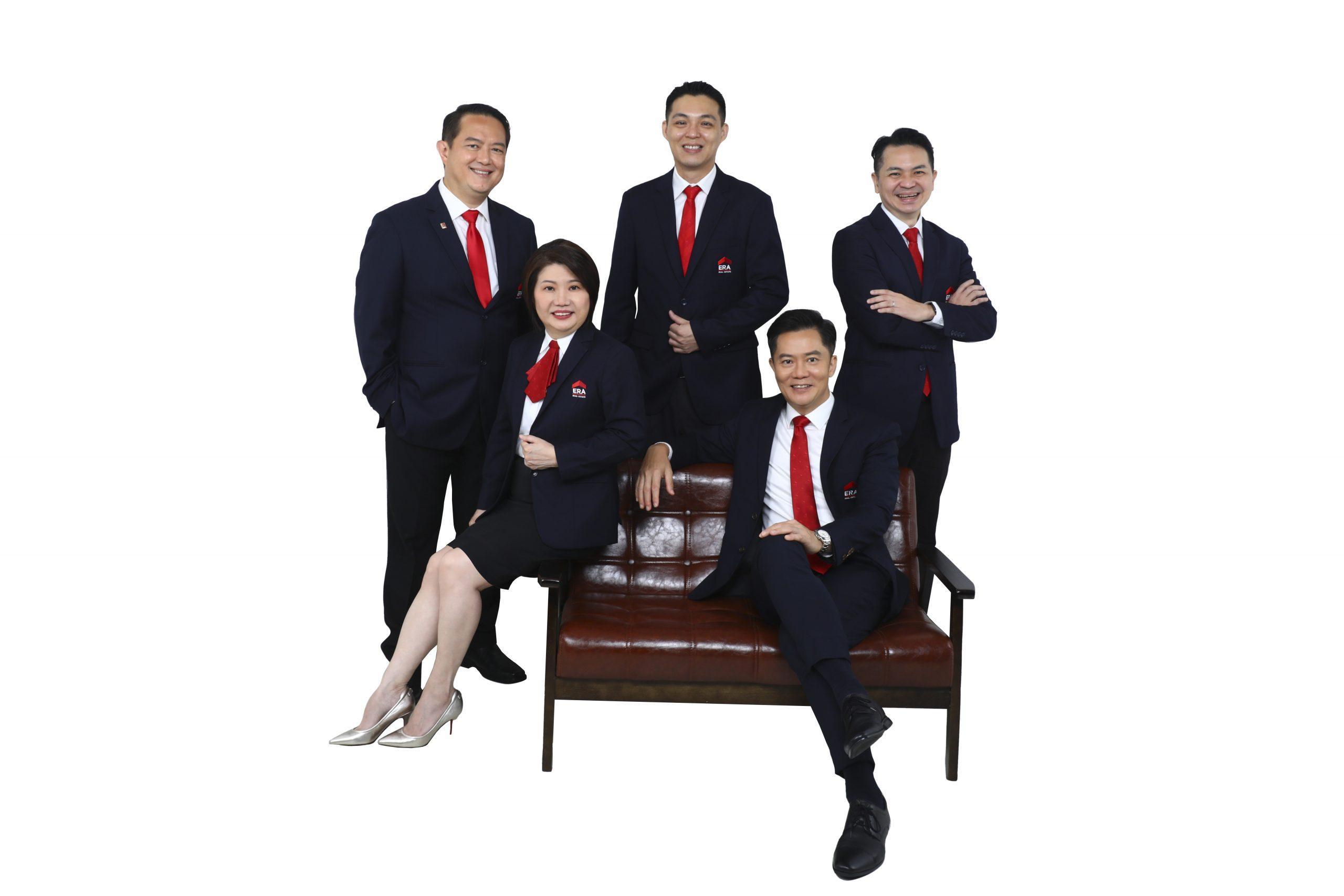 ERA Singapore management team