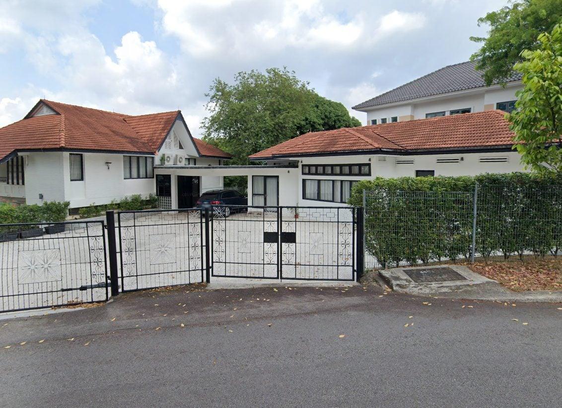 Olive Road Caldecott Hill GCB