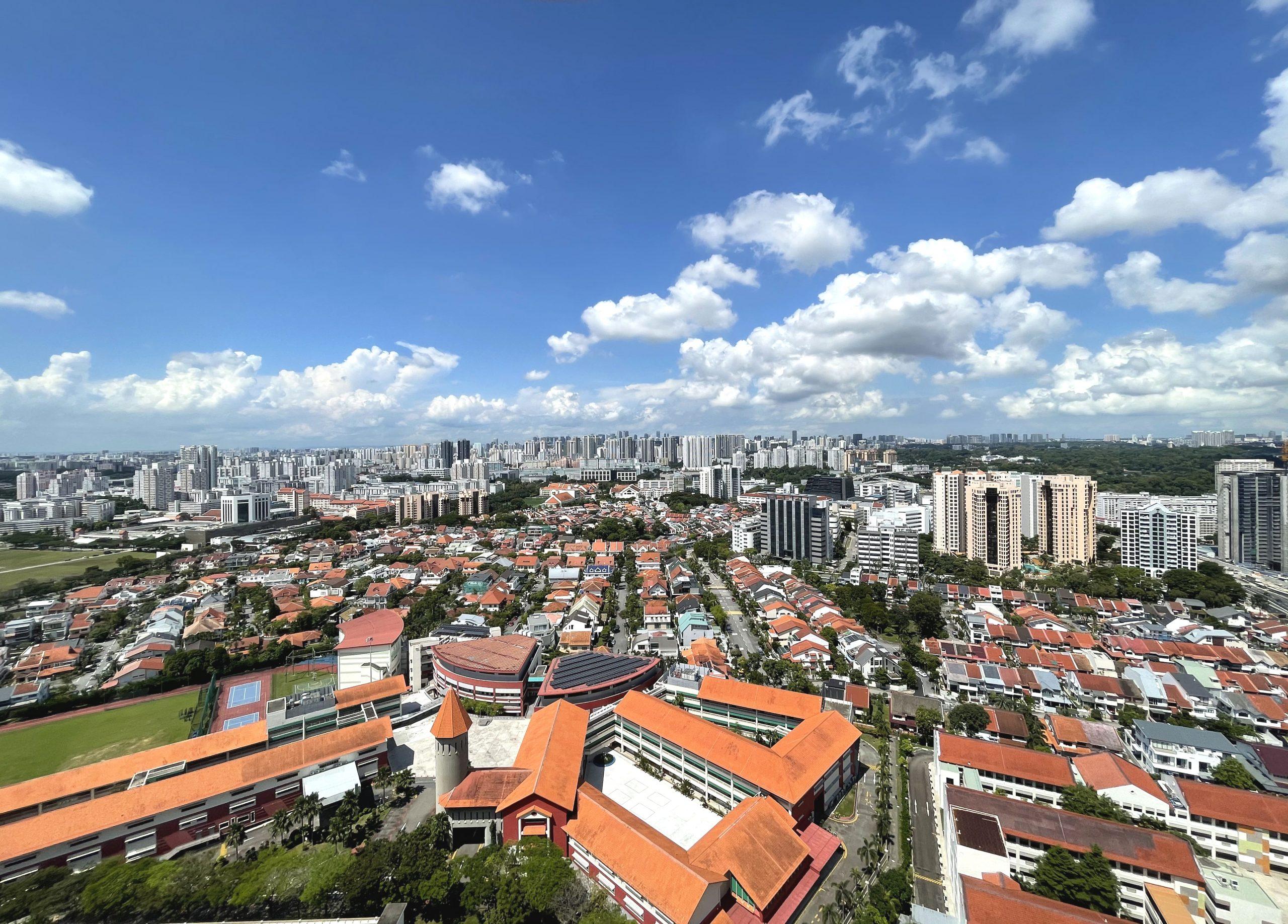 View of Natura Loft flat