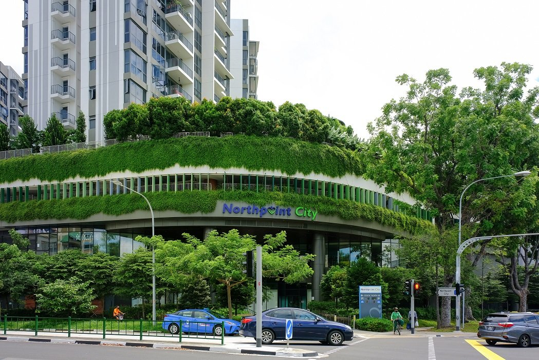 yishun northpoint city integrated hub mrt residential