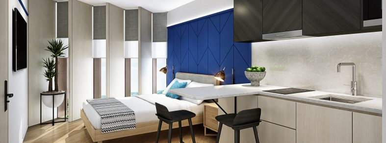 Room at Coliwoo Keppel