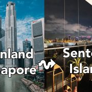 Mainland Singapore to Sentosa Cove Island