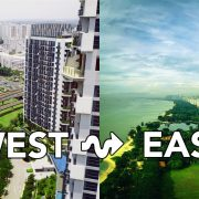West to East Singapore move